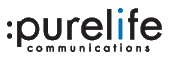 :purelife communications